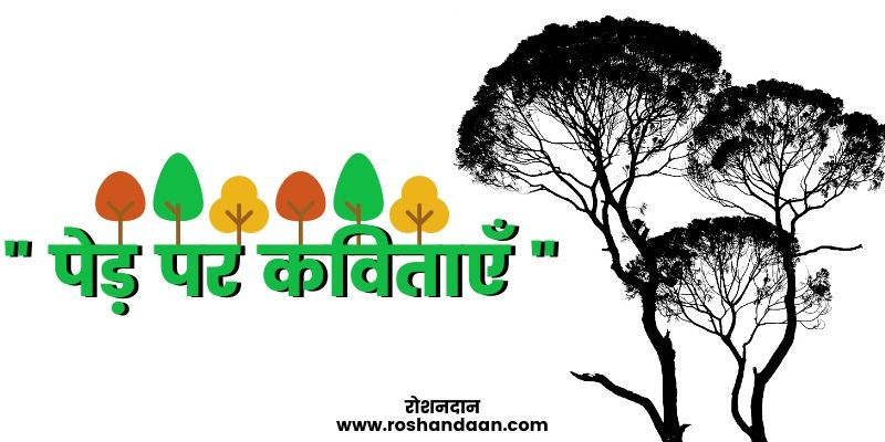poem on tree in hindi